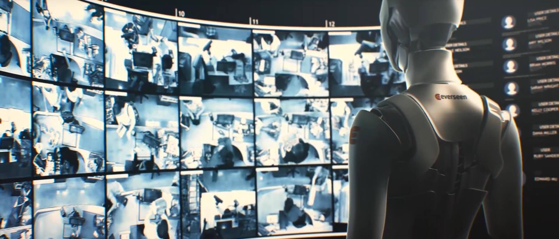 Kasa noktası akıllı video analiz çözümü